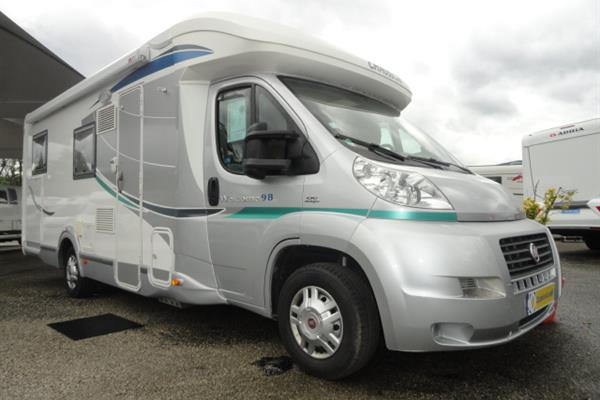 Chausson Welcome 98 - Camping-car profilé - Occasion