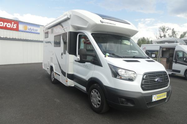 Benimar Tessoro 440 UP - Camping-car profilé - Occasion