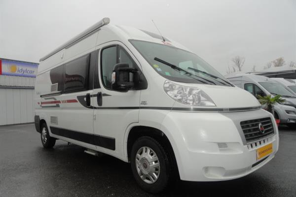 Adria Twin 600 SP - Camping-car fourgon - Occasion