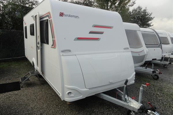 Sterckeman EASY 496 PE XL FREEZE - Caravane rigide - Neuf