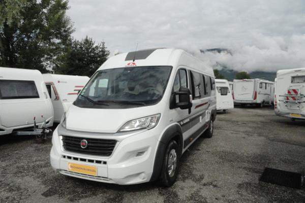 Adria Twin 640 SLX - Camping-car fourgon - Occasion