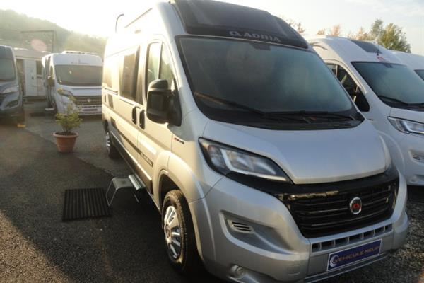 Adria Twin 600 SPB Supreme - Camping-car fourgon - Neuf