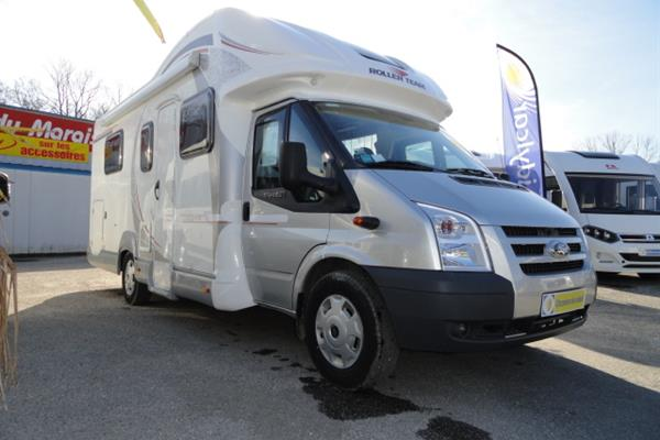 Roller Team T-Line XL S - Camping-car profilé - Occasion